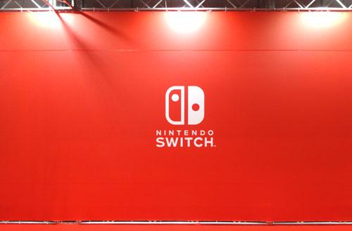 03_Nintendo Switch 体験会 2017 inビッグサイト