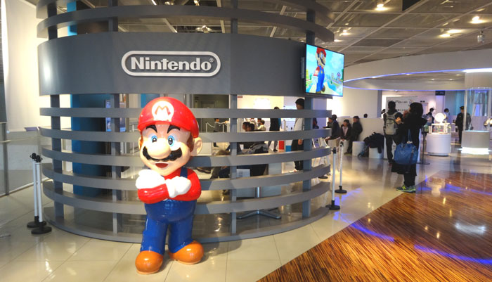 34_Nintendo Switch 体験会 2017 inビッグサイト ニンテンドーゲームフロント